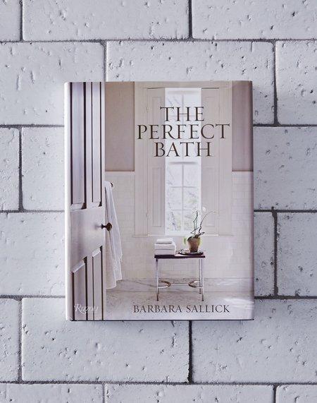 Barbara Sallick The Perfect Bath Book