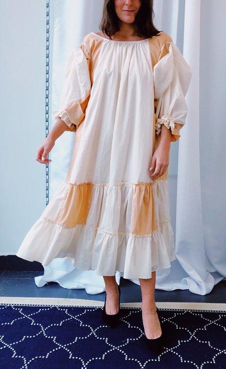 Petit Mioche Organic Cotton Oversized Dress