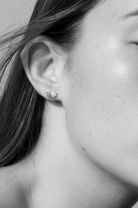 Meadowlark Vita Small  Stud Earrings - Gold Plated