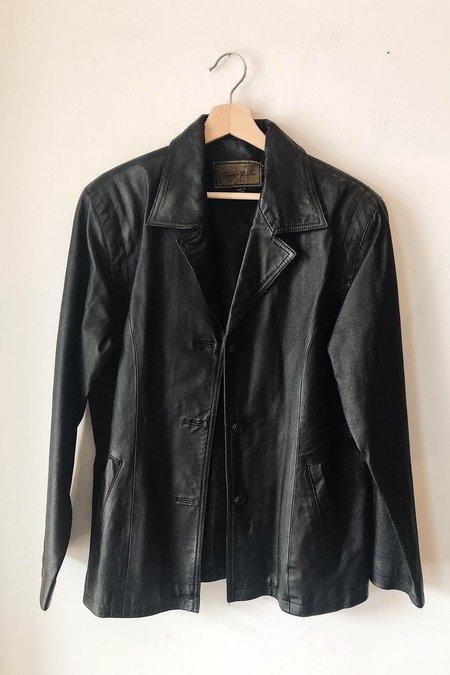 Vintage D'Jernero Leather Jacket