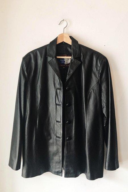 Vintage Lobi Lobi Leather Jacket
