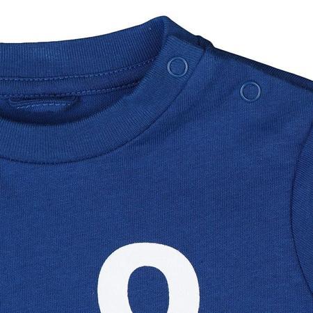 Kids Stella McCartney T-shirt - Blue/No Probs Print