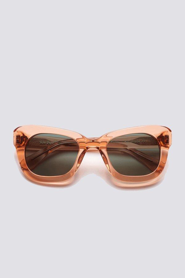 Sun Buddies Acetate Ethan Sunglasses - Pale Orange
