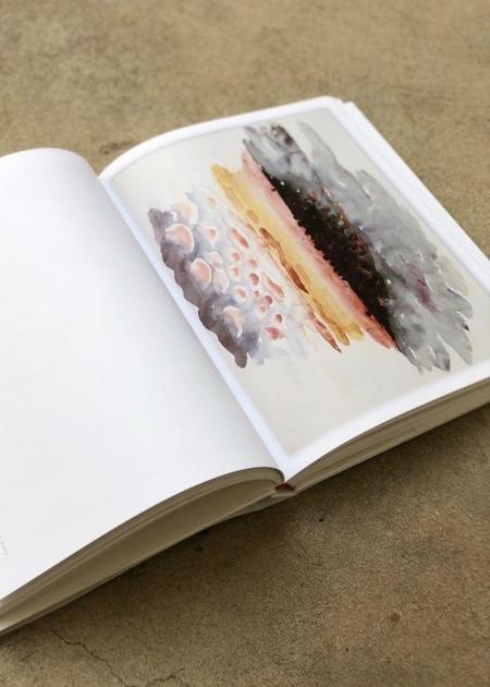 "Radius Books ""Watercolors: 1916-1918"" by Georgia O'Keeffe"