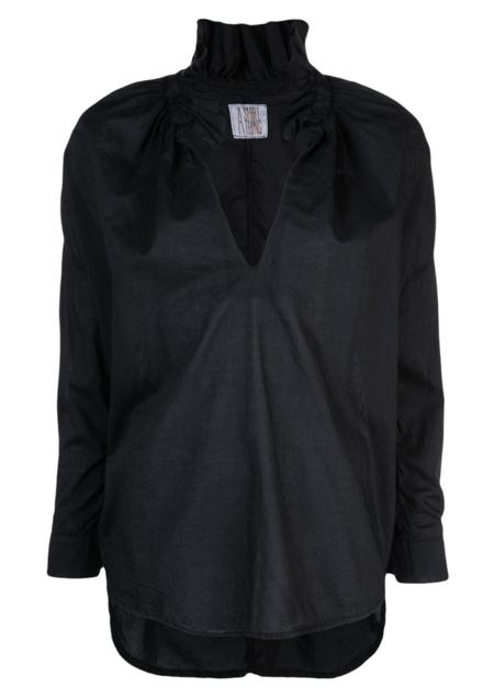 A Shirt Thing Penelope Top - Black