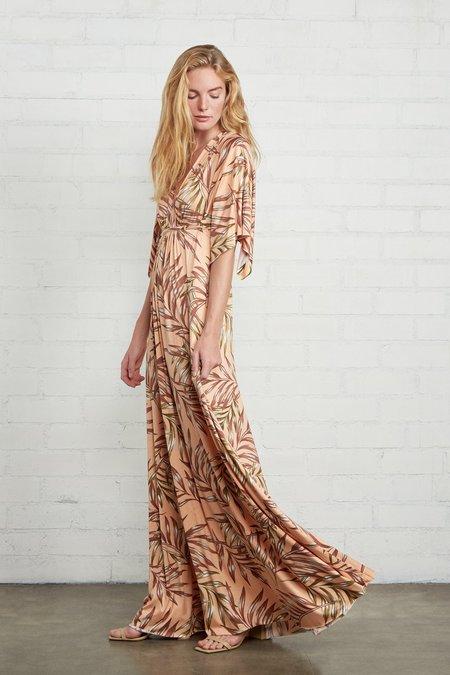 Rachel Pally Long Caftan Dress - Palm
