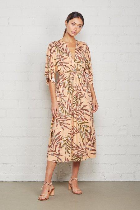 Rachel Pally Mid-Length Caftan Dress - Palm