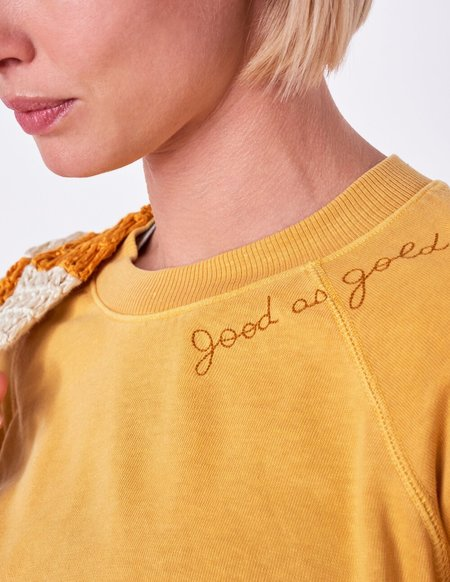 Good as Gold Sweatshirt - Sunlight