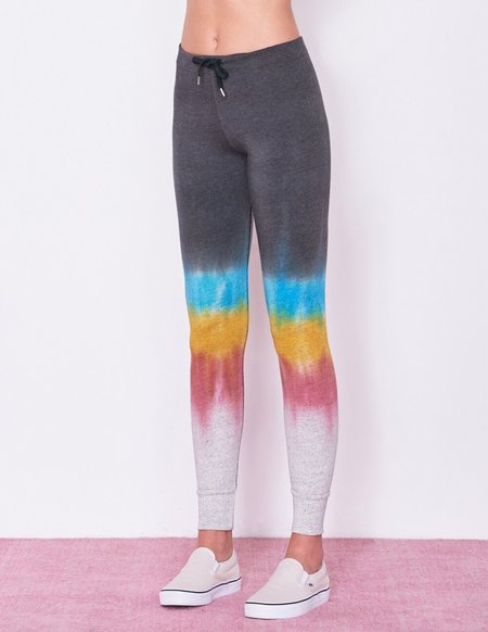 Sundry Sweatpant - Rainbow Tie Dye