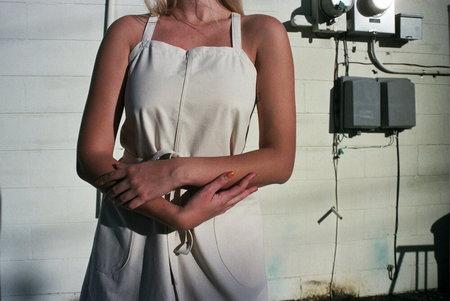 Horizons Vintage Horizons apron dress