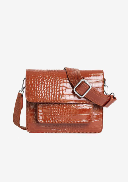 HVISK Cayman Pocket Bag - Chestnut