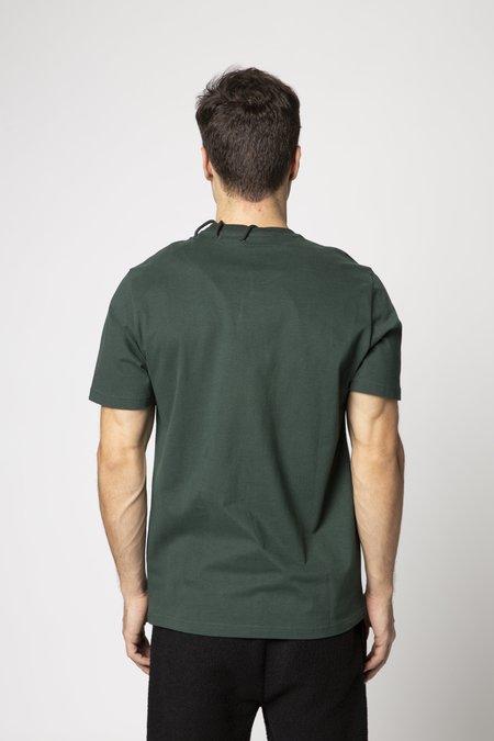 CRAIG GREEN Laced T-Shirt - Dark Green