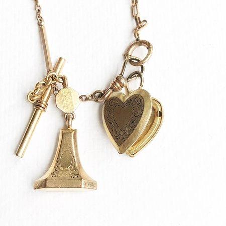 Vintage Piper Jon Talisman Charm Necklaces No. 3