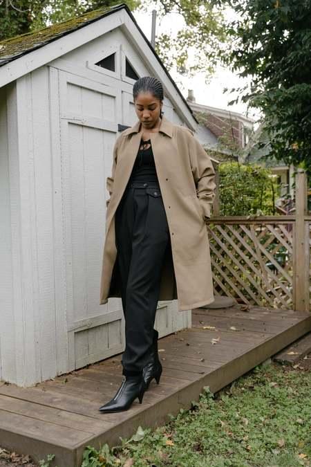 Rachel Comey Pragmata Coat - Khaki