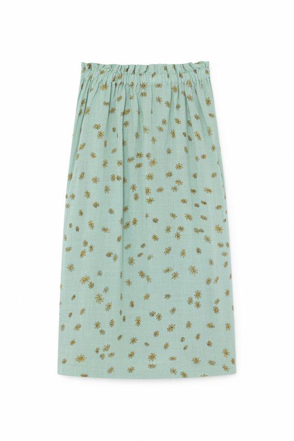 Bobo Choses All Over Daisy Midi Skirt