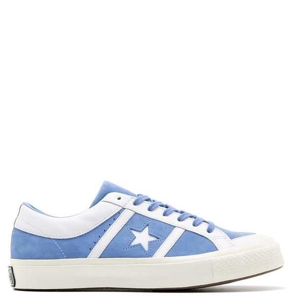 Converse One Star Academy Ivy League Suede sneaker Bright Blue on Garmentory