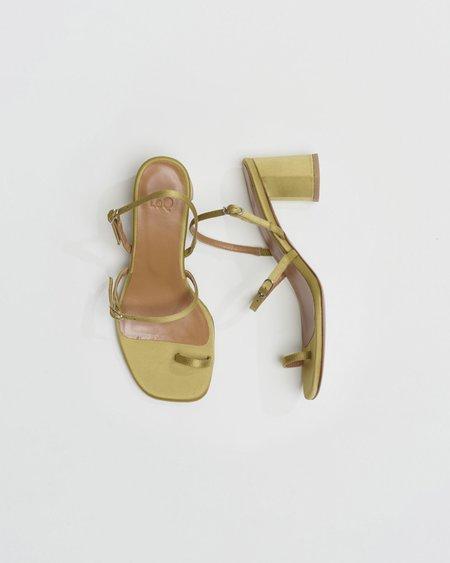 LOQ Alba sandal - Albariño Satin