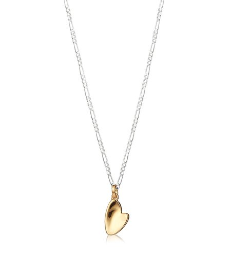 Jenny Bird Layla Pendant Necklace - Two Tone