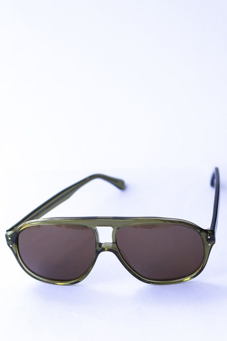 Selima Optique Harrison Sunglasses - Olive
