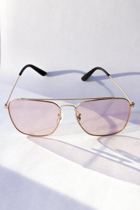 Selima Optique Lorenza Sunglasses - Gold