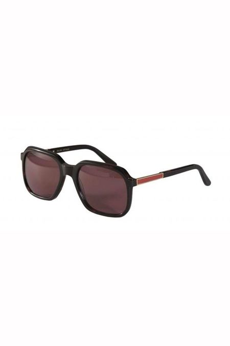 Selima Optique Maestro Sunglasses - Tortoise/Burgundy