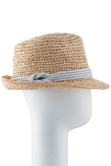 Tracy Watts Hitch Hat - Natural