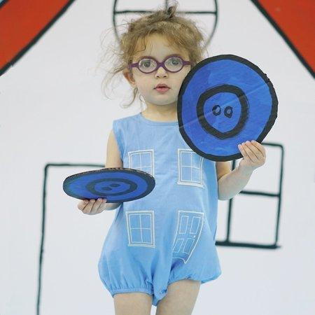 Kids Samantha Pleet Bubble Romper