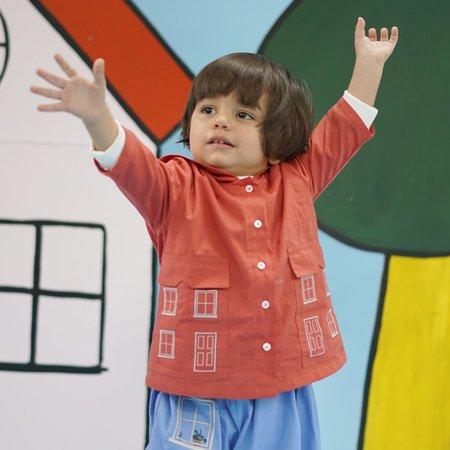 Kids  Samantha Pleet Village Jacket