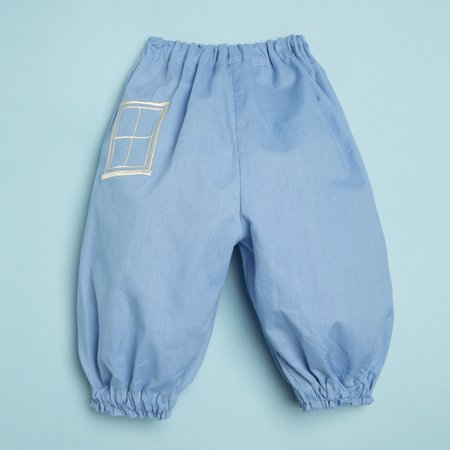 Kids Samantha Pleet Window Pants