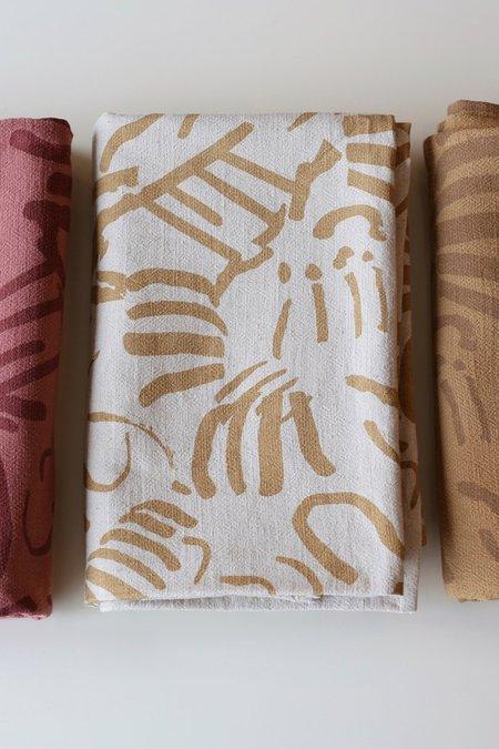 Jenny Pennywood Fold Throw Blanket