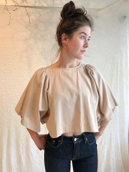 Ilana Kohn Iona Shirt - Toast