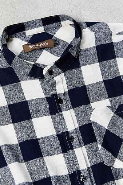 Men's Wolf & Man TWITCH Shirt