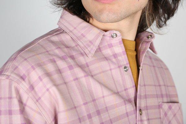 Noon Goons Snap Denim Shirt
