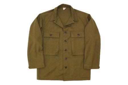 Big Dug Light Wool Jacket - Khaki