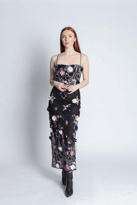 Narces Lace Cami Dress - Floral