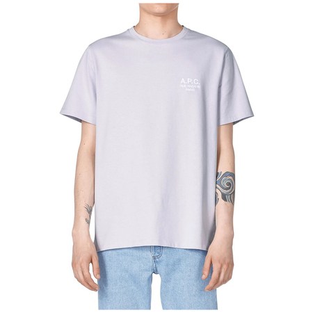A.P.C. Rymond T-shirt - Lilas