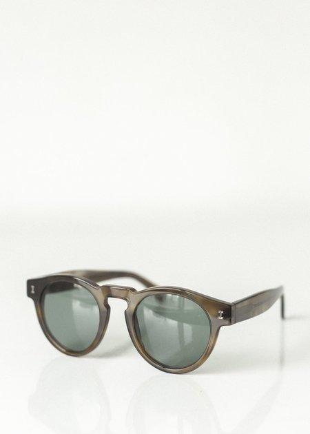 Illesteva Leonard Sunglasses - Walnut