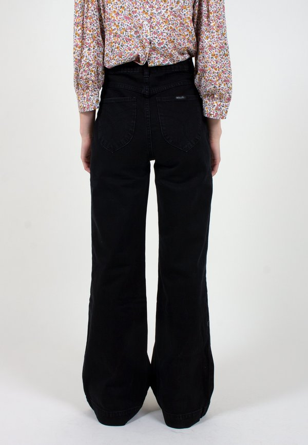 Rollas Sailor Long Jeans - jet black