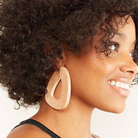 Sophie Monet The Bell Hoop Earrings