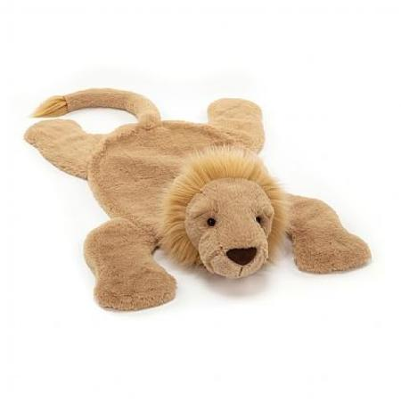 Kids Jellycat Leonardo Lion Playmat