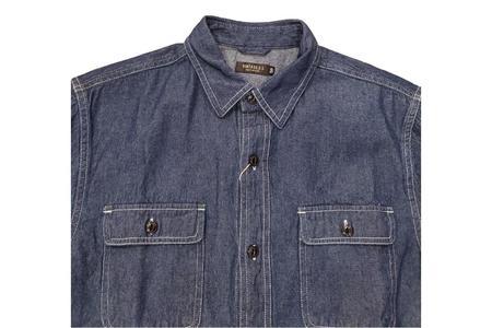 Vintage EL Japan Denim Work Shirt