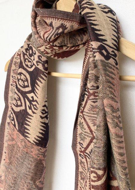 Dupatta Designs Colton Handwoven Scarf