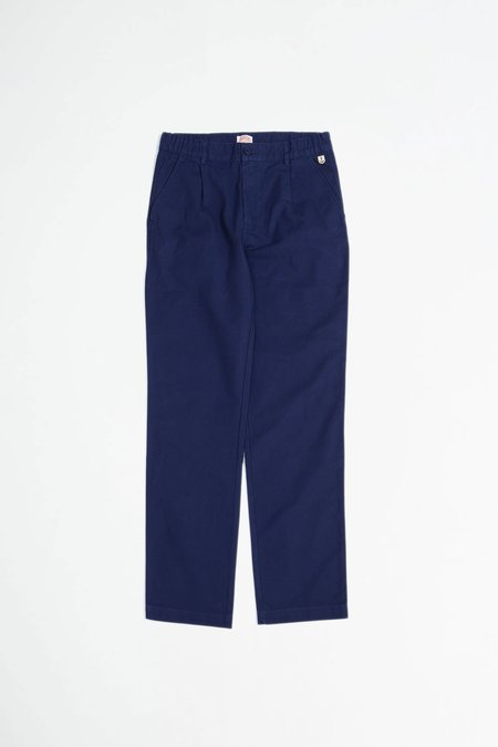 Armor Lux Gabare Trousers - Heritage Navire Navy Blue