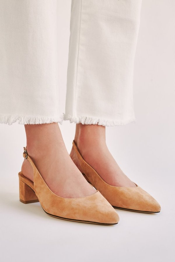 Jaggar the Label Solace Slingback Pump