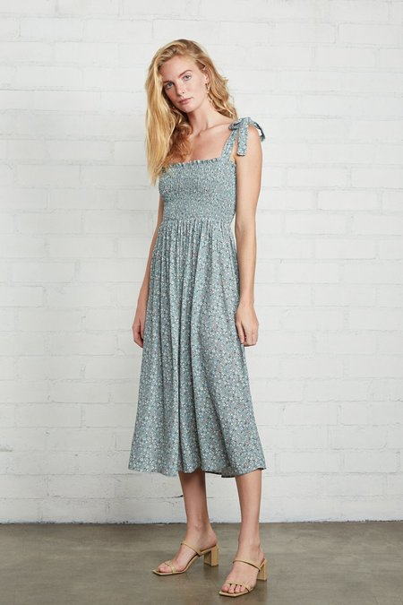 Rachel Pally Crepe Pixie Dress - Forget Me Not
