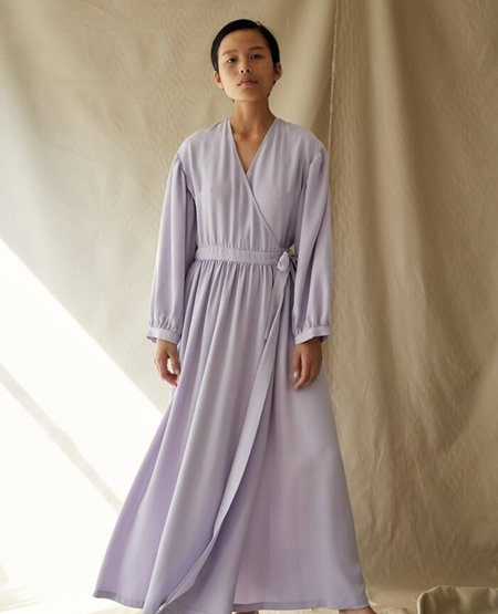 SELVA / NEGRA Anita Dress - Lavender