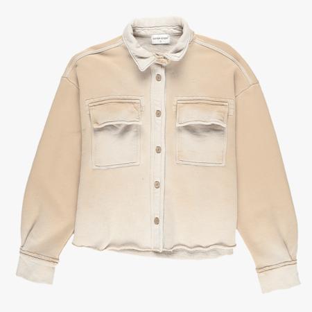 Cotton Citizen Brooklyn Buttondown Shirt - Vintage Sand Dune
