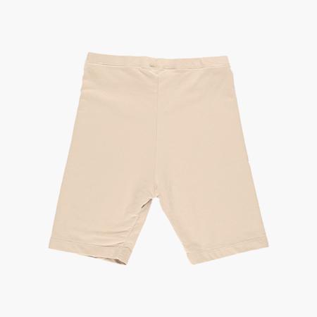 Cotton Citizen Milan Biker Shorts - Sand Dune