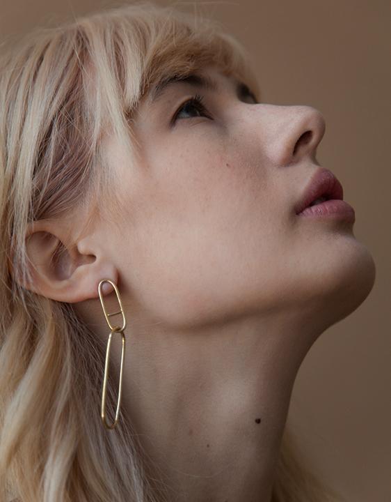 Seaworthy Eclipse Earrings