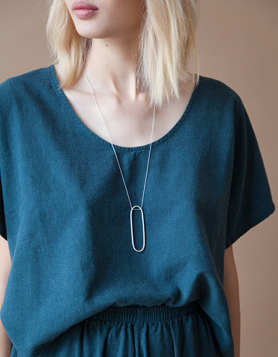 Seaworthy Planemo Necklace
